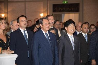 在キプロス日本国大使館