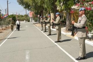 UNFICYP(国連キプロス平和維持軍)を訪問しました。(9月2日) | 在 ...
